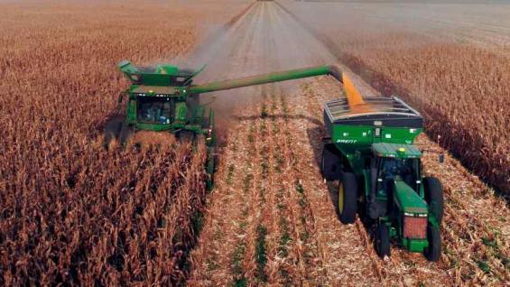 Responsable. Según el Ipcc, el sector agropecuario es responsable del 23% de las emisiones globales. (AP)