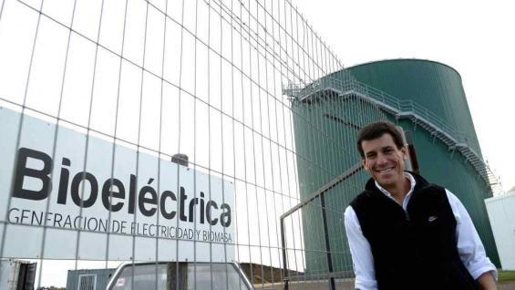 Germán Di Bella, presidente de Bioeléctrica.