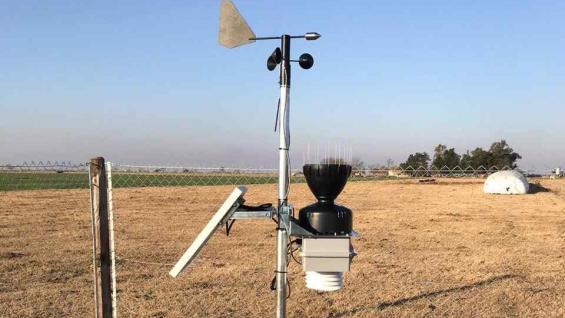 TECNOLOGÍA. El Consorcio San Miguel instaló seis estaciones meteorológicas. (Gentileza Consorcio San Miguel)