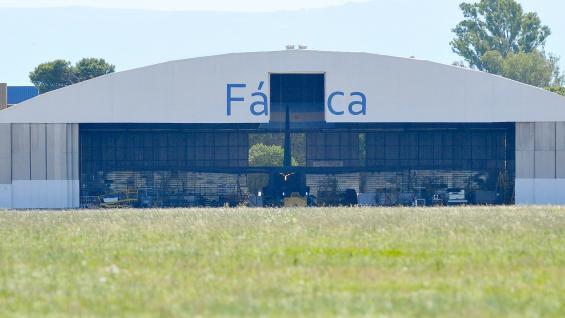 El observatorio de cambio climático funcionará en FAdeA. (Archivo)