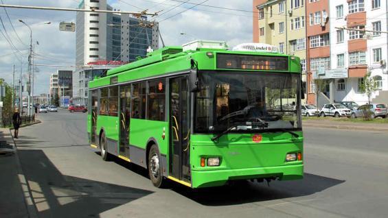 ÓPTIMA. De este modelo, la Municipalidad adquirió cinco unidades (Trolza).