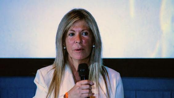 REPRESENTACIÓN. Mónica Bressi, presidenta de Caprove. (PRENSA CAPROVE)