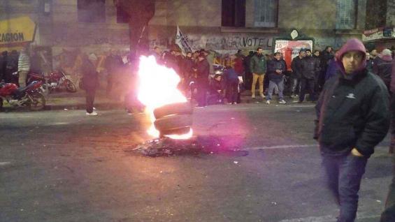 Córdoba: quinto día sin transporte de pasajeros por un reclamo salarial