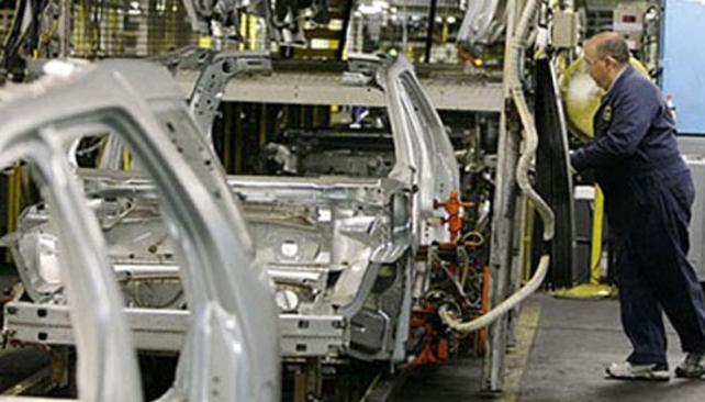 Gran Rosario. En la planta que posee en la provincia de Santa Fe, la automotriz de origen estadounidense espera abrir un tercer turno de trabajo (LaVoz/Archivo).
