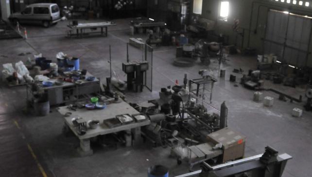 El Laboratorio de Estructuras fue uno de los que recibió el subsidio (LaVoz/Archivo).