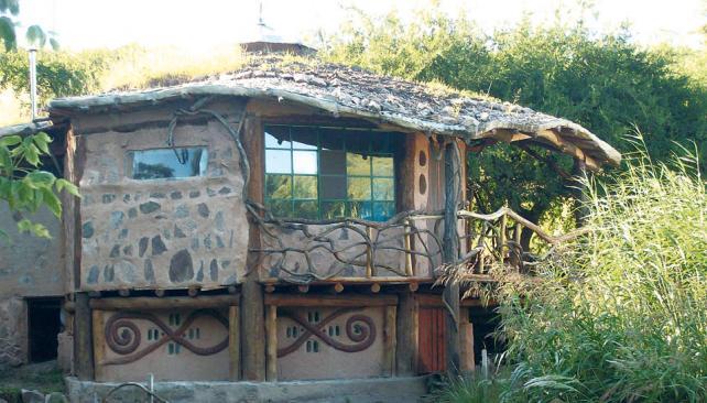 Casas ecol gicas amigas del ambiente la voz del interior - Construccion de casas ecologicas ...