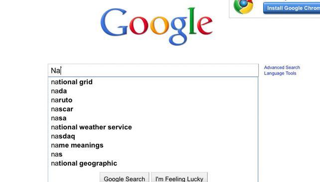 GOOGLE. Publicó su anuario de búsquedas populares.