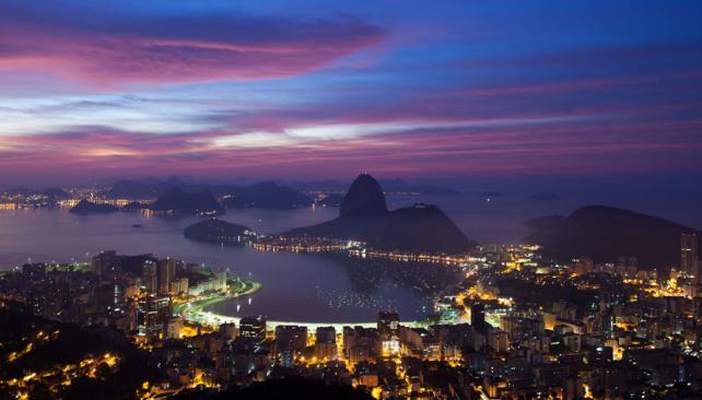 RÍO. Es el primer lugar urbano del mundo en recibir dicho título (Archivo).