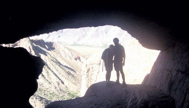 Cuevas de Wayra. Conocerlas es una dosis extra de adrenalina.