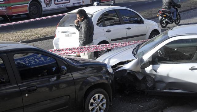 Cifras alarmantes. Según reveló Naciones Unidas, 1,3 millón de personas mueren anualmente en el mundo por accidentes de tránsito. Y hay hasta 50 millones de heridos (La Voz / Pedro Castillo).