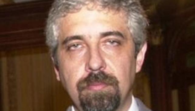 abián Maidana, futuro titular del Banco de Córdoba, fue interventor de la entidad durante el primer mandato de José Manuel de la Sota.