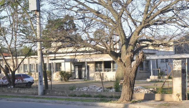 Casa nueva. Drogas Peligrosas tendrá sede propia en Taninga 2841, barrio Jardín del Pilar (La Voz / Pedro Castillo).