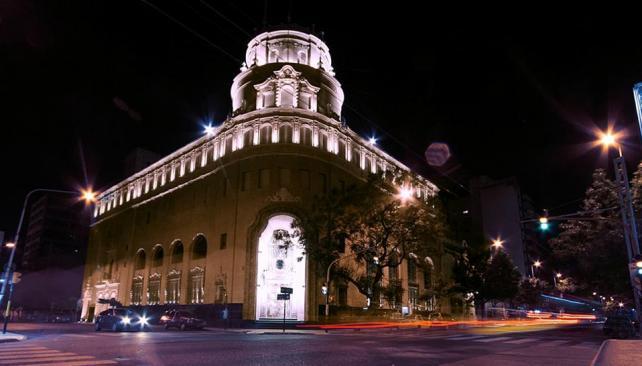 LOTERÍA DE CÓRDOBA. El Master Plan de Iluminación Digital prevé una escena lumínica diferente por noche en cada edificio cultural (Prensa Gobierno de Córdoba).
