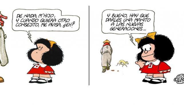 De Peiró, con cariño. Dibujo del humorista cordobés que colabora con este diario, para homenajear a Joaquín Lavado.
