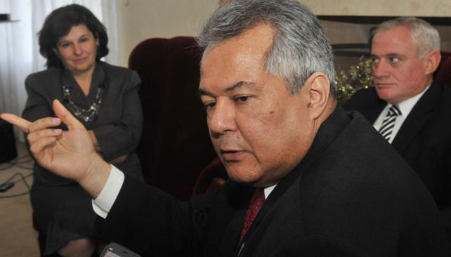 Gerente. Mario Silva, hasta hace pocos días al frente de Family Search en Sudamérica (Raimundo Viñuelas/LaVoz).