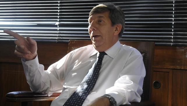 Alberto Lozada. El fiscal federal había recurrido el sobreseimiento.