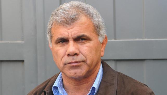 Peleados. Peñaloza confirmó que UTA ya no pertenece a la CGT (Raimundo Viñuelas/Archivo).
