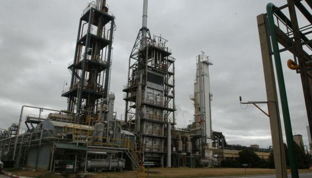 El reciente fallo judicial concluyó en que la seguridad en la planta industrial era insuficiente (La Voz / Archivo).