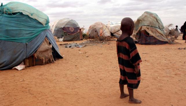 Miseria. La ausencia de instituciones públicas y de líderes hunde a Somalía en la corrupción, y los más pobres se llevan la peor parte (AP).