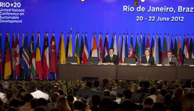 Sin consenso. La falta de consenso no permitió que se le incorporaran cambios al texto del acuerdo de la Cumbre de Río+20 (AP).