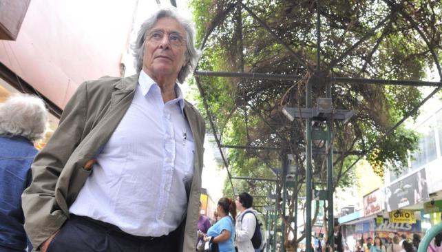 Mármoles. Para Roca, justamente la zona central tiene que ser la más lujosa, ya que allí la accesibilidad no está restringida ni tabulada (Ramiro Pereyra/La Voz).