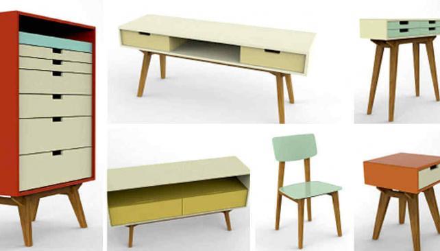 Nuevos muebles de michael thonet la voz del interior for Generando diseno muebles