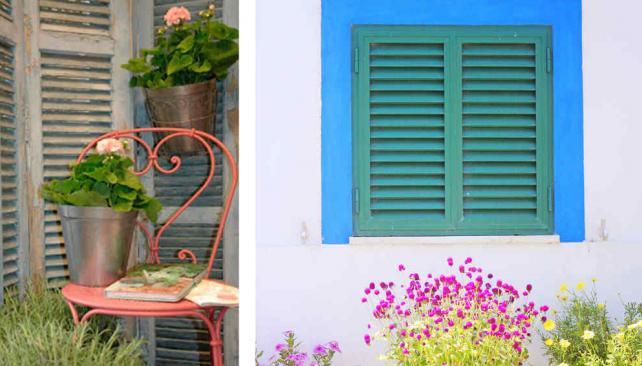 C mo renovar los exteriores con poco dinero la voz del for Renovar terraza con poco dinero