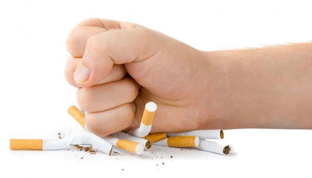 Factor de riesgo. El consumo de cigarrillos puede traducirse en una disminución drástica de la calidad de vida.