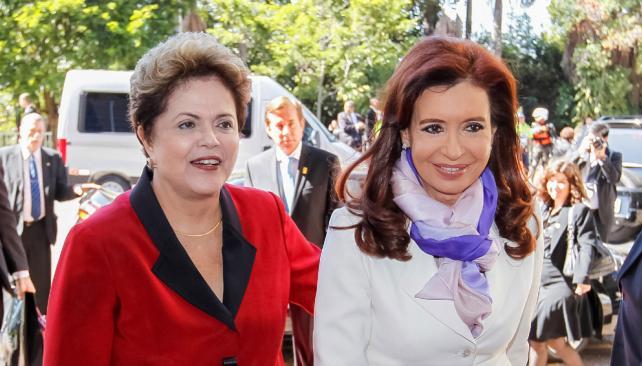 Venezuela congela relaciones con Brasil tras destitución de Dilma Rousseff