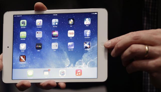 iPad. Podrán conseguirse en estas tiendas (AP/Archivo).