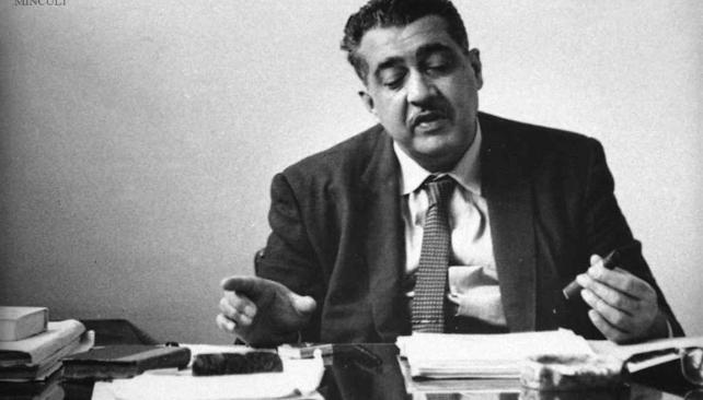 El escritor cubano José Lezama Lima.