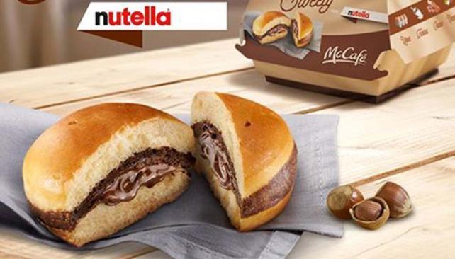 La hamburguesa que causa sensación en Italia