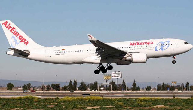 AIR EUROPA. Foto de curimedia en Wikimedia Creative Commons.