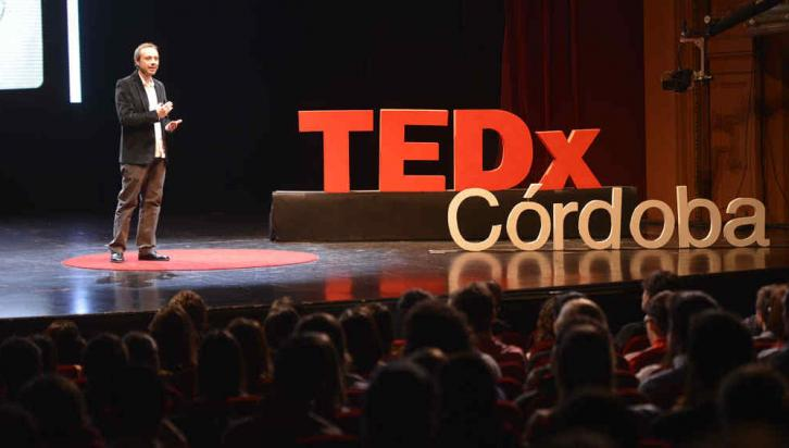 TEDX. En el Real, una jornada para despertar la curiosidad (La Voz/Pedro Castillo).