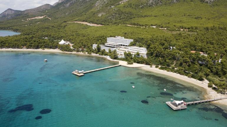 En la fascinante Grecia también hay un village de Club Med. (Foto: Prensa Club Med)