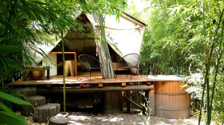 Una experiencia interesante para los turistas es en Traslasierras, en El Refugio, en la localidad de Nono. (Grupo Edisur)