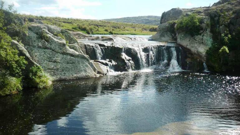 Pampa de Achala. (Aguas Cordobesas)
