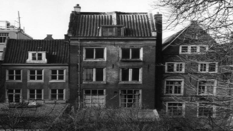 La casa donde vivió Ana Frank en Amsterdam, fue convertida en museo en 1960. (Grupo Edisur)