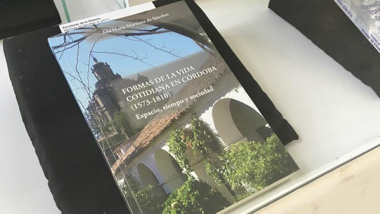 Archivo Histórico, muestra de autoras / Foto de Agencia Córdoba Cultura.