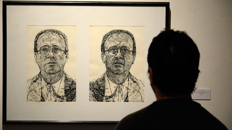 """Muestra """"Autorretratos"""" en Centro de Arte Contemporáneo Chateau Carreras / Foto de Agencia Córdoba Cultura"""