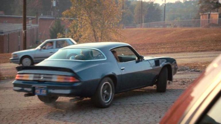 En la segunda temporada, Billy maneja un ruidoso Camaro de los años 1970. (Mundo Maipú)