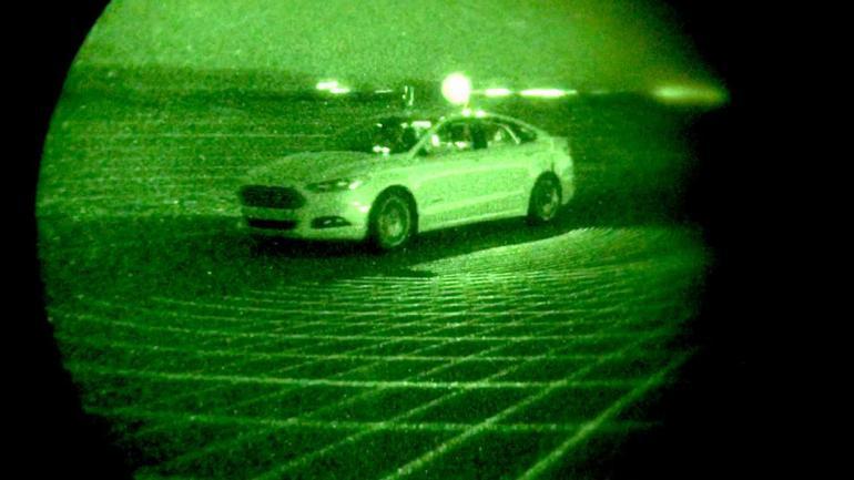 CONDUCCIÓN. Los vehículos autónomos de Ford utilizan mapas en 3D de alta resolución. (Mundo Maipú)