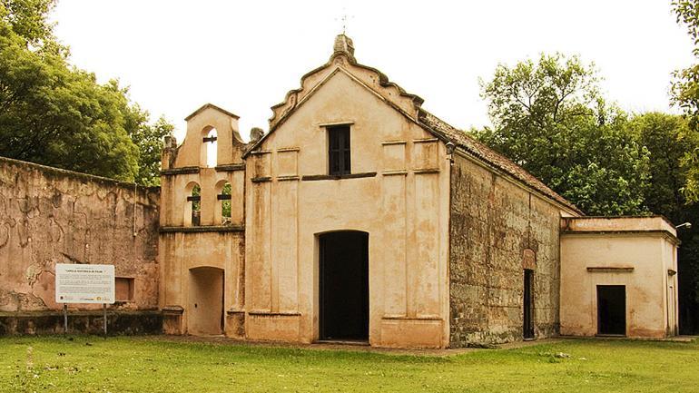 Capilla Histórica del Pilar. (Agencia Córdoba Cultura)