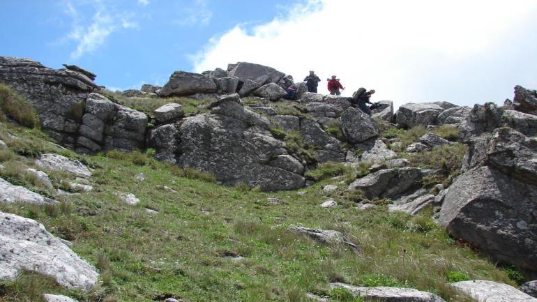 CHAMPAQUÍ. El cerro se ha vuelto un lugar muy masivo para el contacto con la naturaleza. (Interturis)
