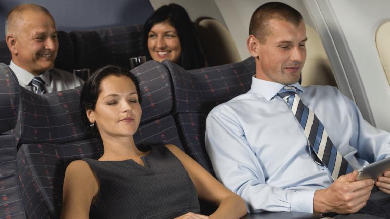 Los viajes de larga duración, por ejemplo que superen las cuatro horas de vuelo, por una inmovilización prolongada. (Sanatorio Allende)