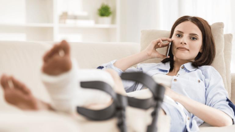 Hay situaciones que predisponen esta enfermedad, la utilización de yeso, cirugías de cadera y rodilla, donde la circulación de la sangre se vuelve lenta. (Sanatorio Allende)