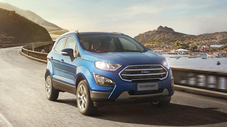 Ford Ecosport. (Mundo Maipú)