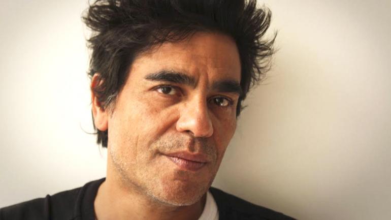 El actor Juan Palomino apadrinó el cine móvil en las cárceles / Foto de Agencia Córdoba Cultura.