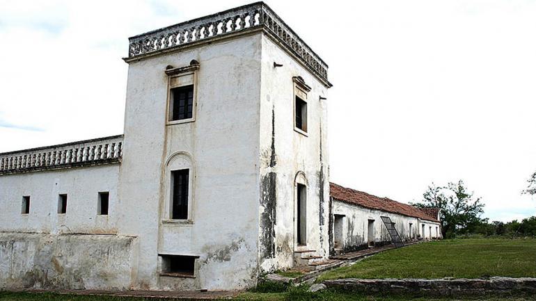 El mirador de la Estancia de Colonia Caroya distingue al lugar. (Agencia Córdoba Cultura)