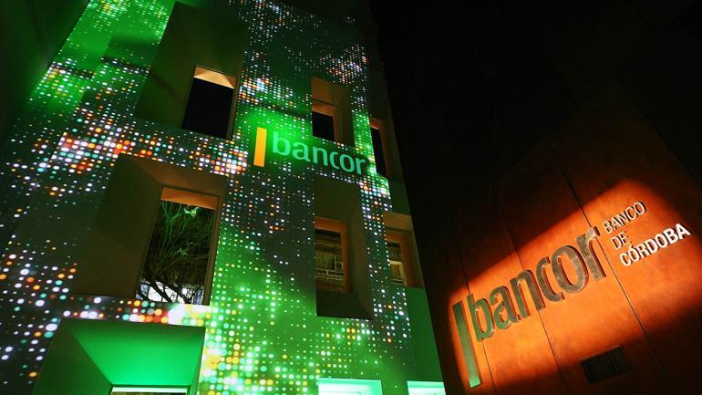 El Edificio Inteligente de Bancor se levanta sobre calle Buenos Aires 147 contiguo a la Casa Matriz. (Bancor)